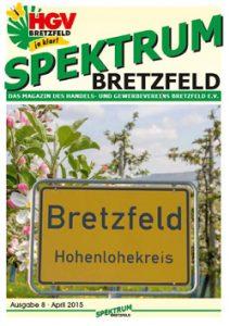 Magazin Spektrum