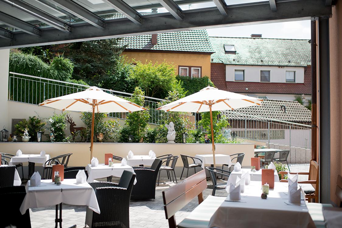 Restaurant Rose Terrasse