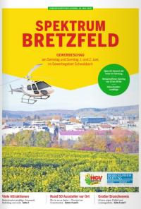 "7. Gewerbeschau ""Spektrum Bretzfeld"""